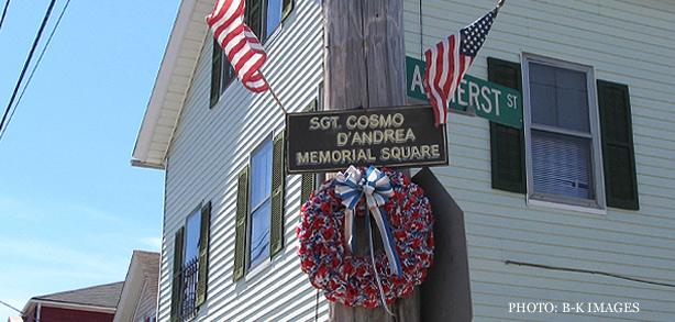 MEMORIAL FOR A FALLEN SOLDIER